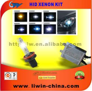 2013 hotest 50% off discount car hid xenon kit 12v 24v 35w 55w
