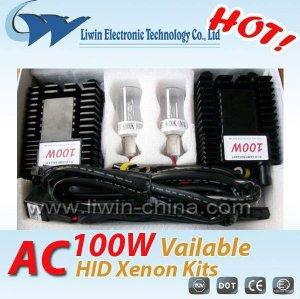 50% discount 100w hid xenon