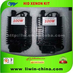 factory sale 12v 100w hid kit
