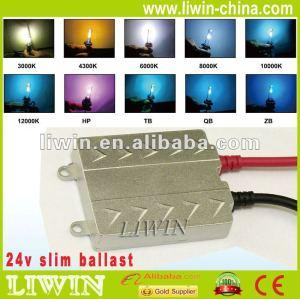 新製品2012 35wはバラストを隠した