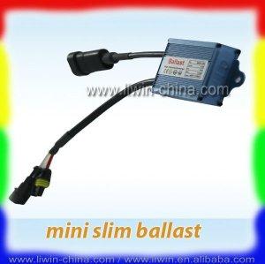 2012 hot selling 100w hid xenon ballast