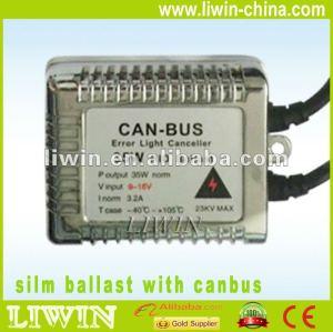 slim hid reator canbus