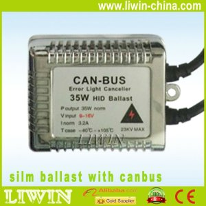 super ac 35w 55w slim canbus reator hid