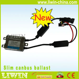 熱い販売車canbusバラストhid照明システム55w12v、 黄金のオートcanbusballstx3x5