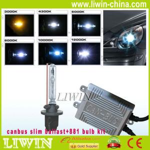 2011最新lucesのデキセノンhidヘッドライト35wスリムcanbusバラスト