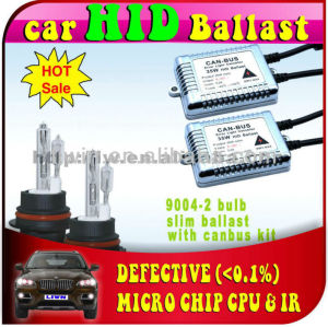2013 hottest hid kit canbus ballast 35W 12v