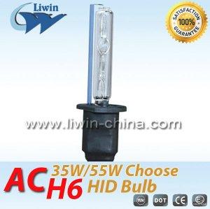 most popular high power 24v 55w long life h6 hid car bulbs on alibaba