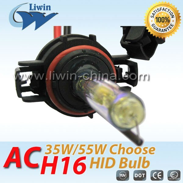 lighting superior quality hid 12v 35w h16 for car on alibaba