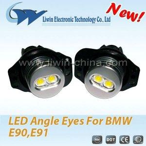 led anjo olhos para bmw para e90 e91