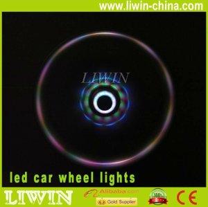 Alta qualidade baixo preço cool& led moto roda luzes