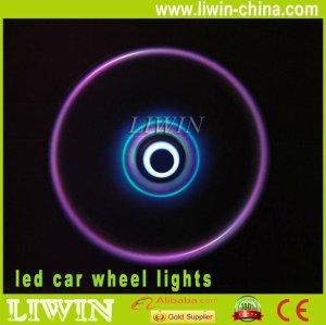 Alta qualidade baixo preço cool& roda luz led para automóveis