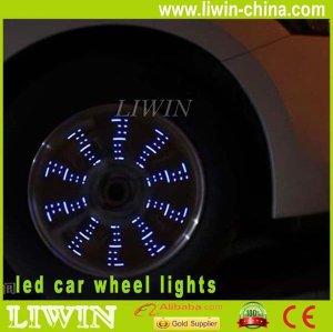 2012新しい到着は車車輪ライトを導いた