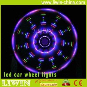 menor preço e boa qualidade levou carro luzes da roda