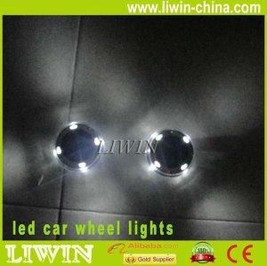 grossista carro levou carro luz diodo emissor de roda de luz