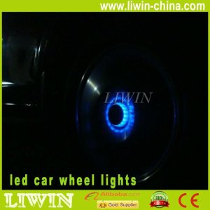 極度の明るい導かれた車車輪はつく