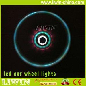 novo estilo de luz e chegou nova luz roda de carro