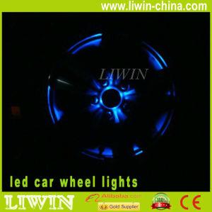 novo estilo de luz e chegaram novos carro diodo emissor de luz led de bicicleta luz raios da roda