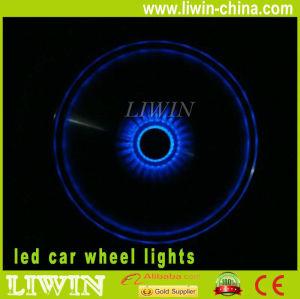 chegaram novos carro conduziu a lâmpada do carro da roda de luz led