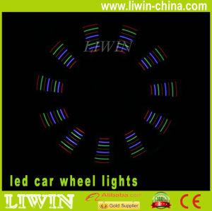 chegou nova roda de lâmpadas led para automóveis