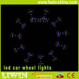 led rodasdebicicleta decoração da lâmpada