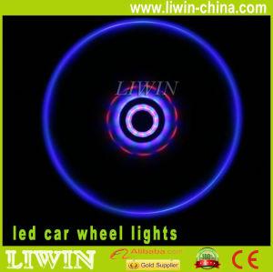 led de bicicletas luz conduzida do carro da roda de carro conduziu a lâmpada