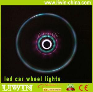quente vender carro luz conduzida da roda do carro levou luz