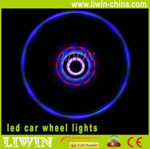 venda quente 12v solor diodo emissor de roda kits de iluminação
