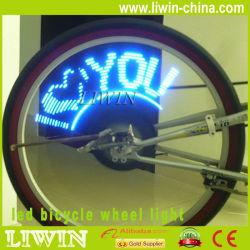 led bike raios de luz