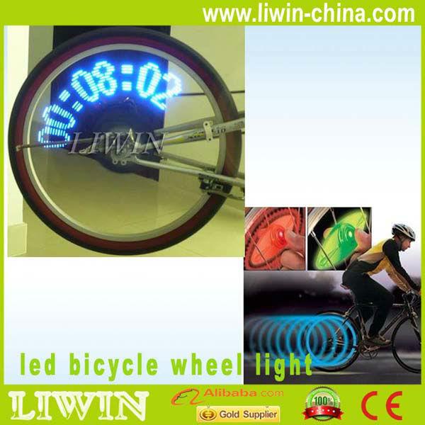 LEDのバイクはライトを話した