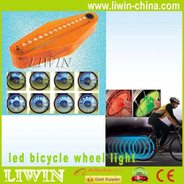Superbright diodo emissor de luz da bicicleta, bicicleta conduziu a luz, led moto roda luzes