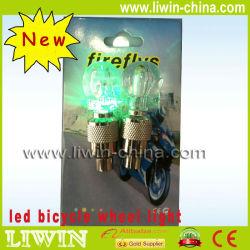 Chegaram novos led bike raios de luz/rodasdebicicleta luz programável luzesde bicicleta
