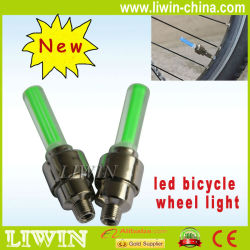 Diodo emissor de luz falou/diodo emissor de luz da bicicleta/luz conduzida da roda
