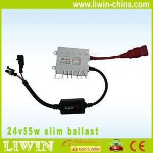 Hottest venda! H1 2013 defeilang real preço de fábrica auto escondeu kit xenon slim reator dc/ac 35w 55w 12v 24v