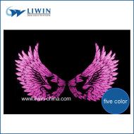 2014 Factory Supplier music activated car sticker