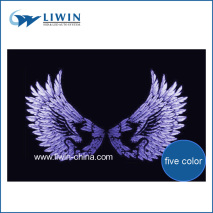2014 Cool and New Style music activated el car sticker