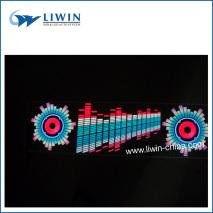 2014 Factory Supplier music car sticker
