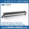 Hot sell 120w 21.5inch Cree double row led light bar for trucks