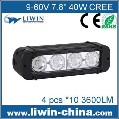 Liwin super quality 40w led light bar,led offroad light bar