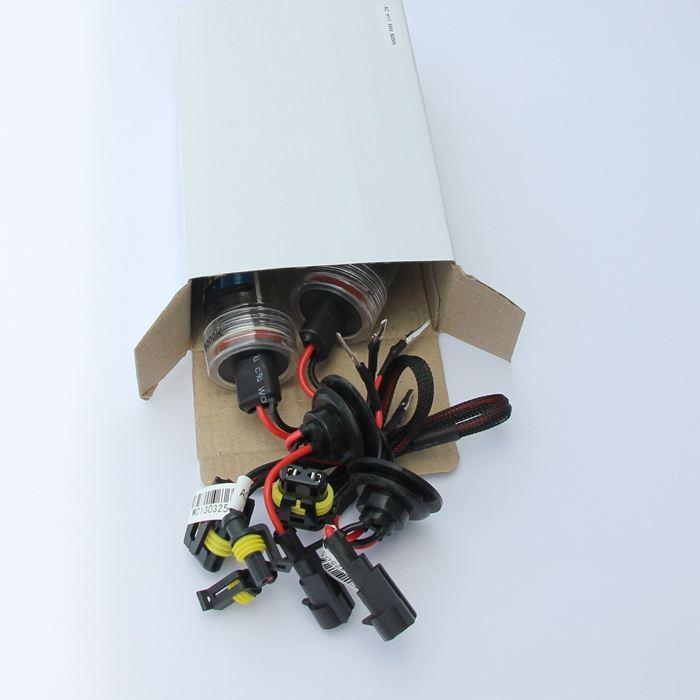 faible taux de défectueux haute lumière ampoule au xénon pour projecteur