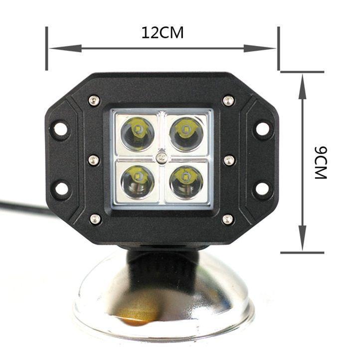 Rondes d'escompte de conception de haute lumière principe de fonctionnement de la lampe à incandescence