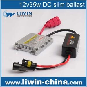 liwin40%割引通常のhidバラスト12v35wまともな変圧器のための