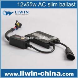 liwin 6 años de experiencia en la fábrica de ca nueva 35w 55w slim hid de lastre para atv utv suv de coches y motos
