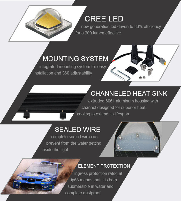 liwin 도매 고품질의 13.5 인치 72w LED 가벼운 바 12v 가벼운 바을 이끌었습니다 자동차