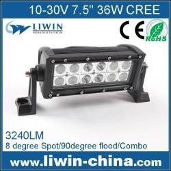 liwin qality alta 36w levou barra de luz 4x4 levou barra de luz sxs 4x4 quente levou barra de luz para todos os carros