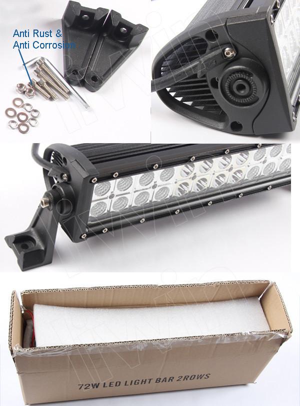 オフロードliwinemarkが承認されていバッテリ駆動のledライトバーを導いた4x4suvテールライトledラウンド