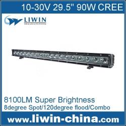 새로운 스타일 핫 판매 90w 원형 LED 트럭을위한 운전 빛