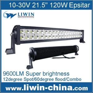 высокая 120w мощность вела бар рабочее освещение свет бар для транспортных средств привела рабочий свет бар