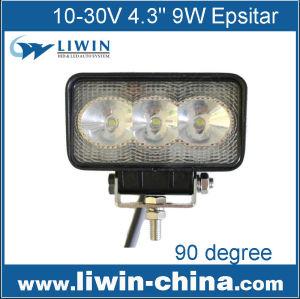 2015 liwin китае супер яркий 10v-30v автоматического 9w lw привело свет работы для грузовик, внедороёника комплект drive света