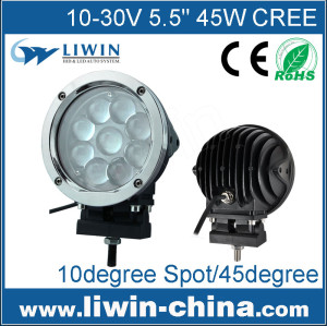 2015 new products high power 4050lm 45W led lw work light lw led working light