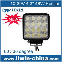 超高品質lw48ワットledライトのための作業用照明のトラックのデザイン